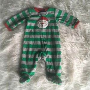 carters footed sleeper/ coverall